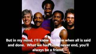 You'll Always Be a Friend  HOT CHOCOLATE (with lyrics)
