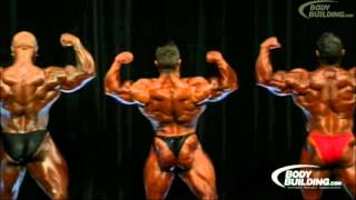 Arnold Classic 2012 - 3-rd Callout