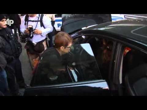 Raw Video: Lori Berenson Arrives From Peru