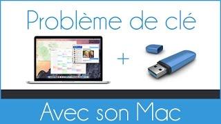 Résoudre le problème des clés USB sur Mac - Espace insuffisant