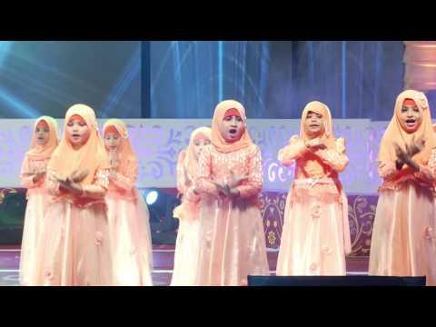 Peace International School Lalmatia  Annual day  2016 Naseed Ya Taibah Part 17