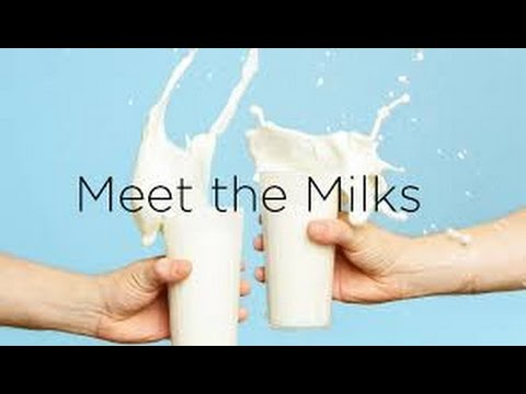 RAW MILK VS STORE MILK