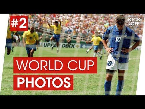 The Greatest World Cup Photos #2 | Roberto Baggio Penalty Vs Brazil