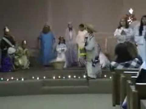 Drama musical Navideño de niños09.wmv