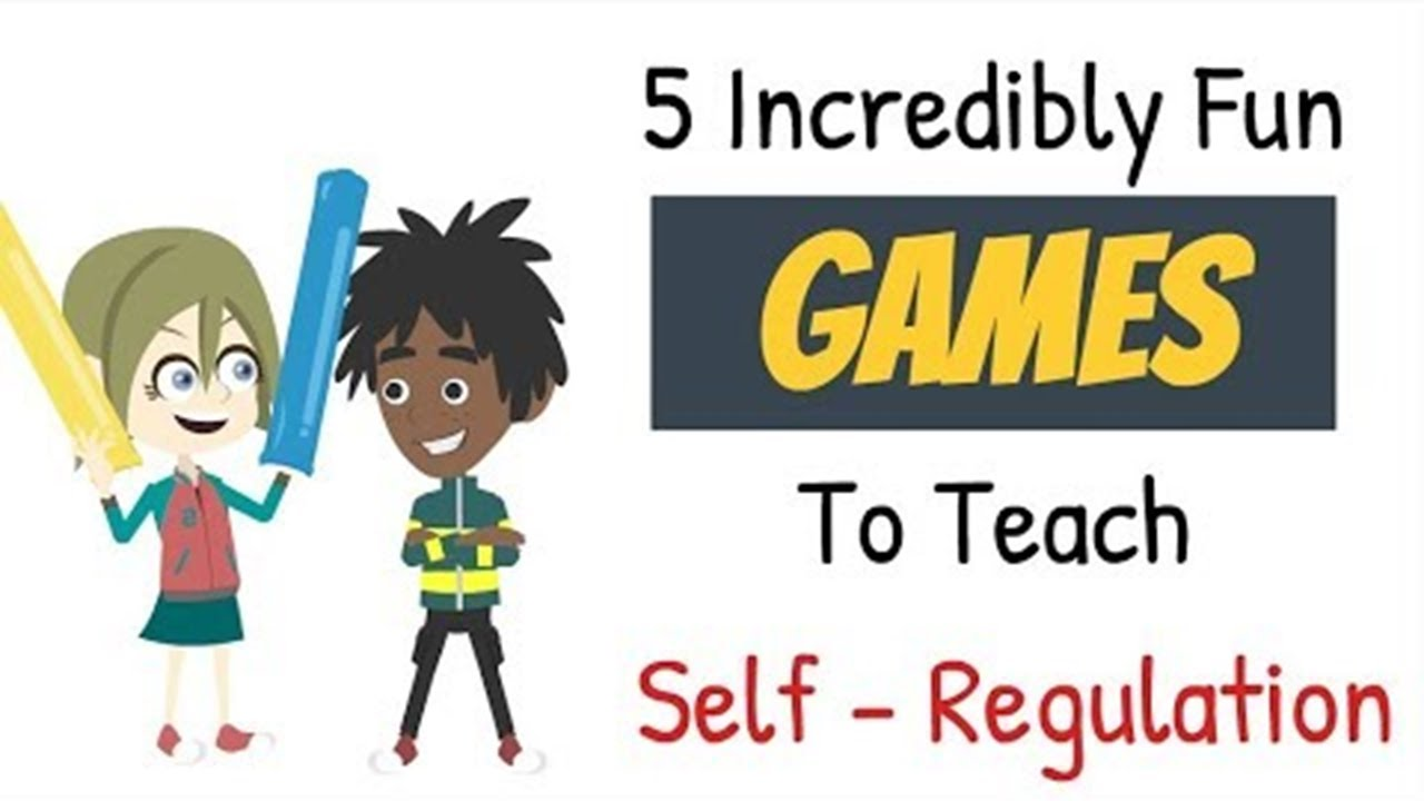 Download 5 Incredibly Fun GAMES to Teach Self-Regulation (Self-Control)   Social Emotional Learning