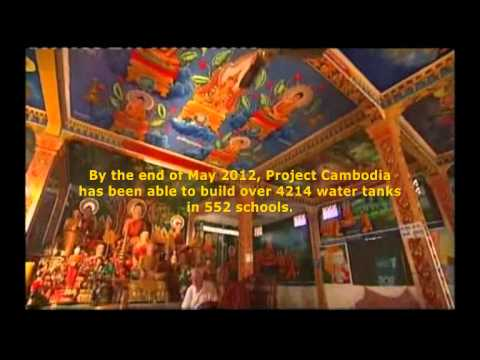 Buddhist Library Project Cambodia - Documentary by Asia Pacific Focus of ABC TV