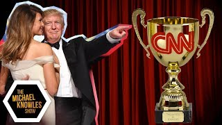 And The #FakeNews Awards Winner Is…Us! | The Michael Knowles Show Ep. 89