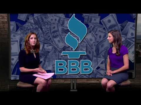 BBB: Don't fall for 'work from home' scams