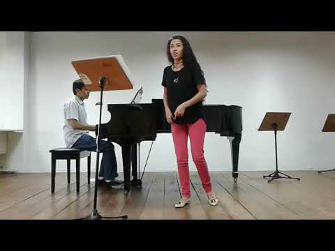 Una donna a quindici anni - UEA Apresenta : Masterclass de Canto