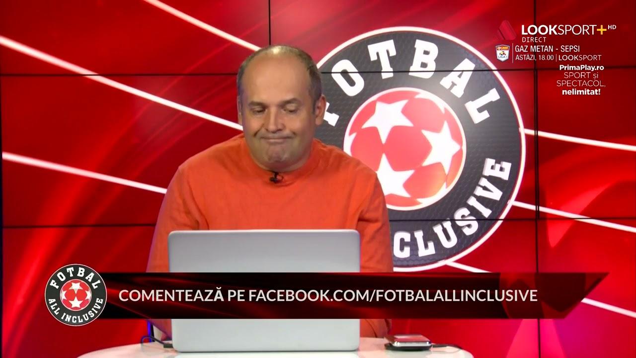Download Fotbal All Inclusive cu Radu Banciu - 27 septembrie 2021