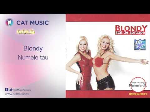 Blondy - Numele tau