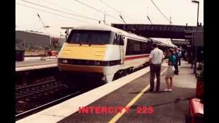 British Rail in the 80s-90