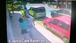 Assalto carro forte Paraguai