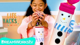 Gift Wrapping Hacks | LIFE HACKS FOR KIDS