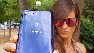 ESTE TELÉFONO LA VOLVIÓ LOCA!! El papá del OnePlus, Oppo R15 Pro