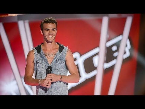 Mitchell Steele Sings One And Only: The Voice Australia Season 2