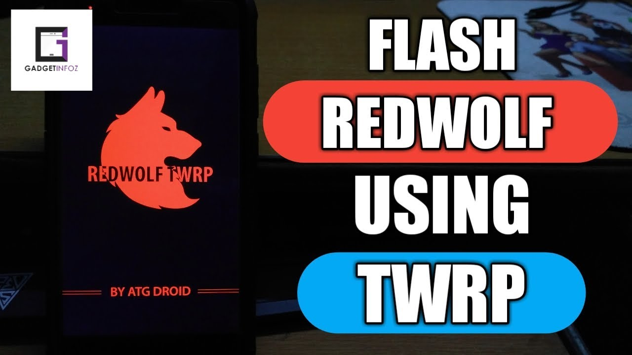 Flash Redwolf Recovery Using TWRP - Most Popular Videos