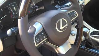 Lexus of Madison - - 2016 Lexus ES350 Interior Demonstration