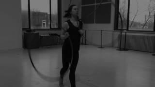 Aleksandra Savina training teaser 2017