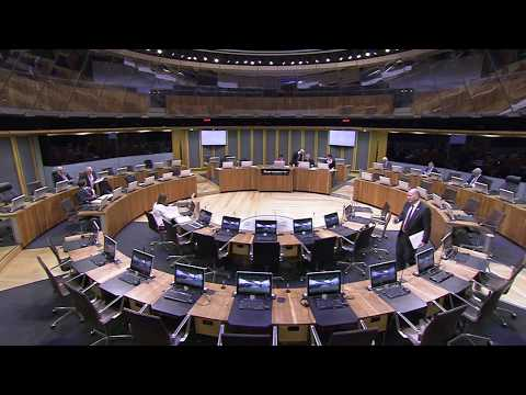 National Assembly for Wales Plenary 25.04.18