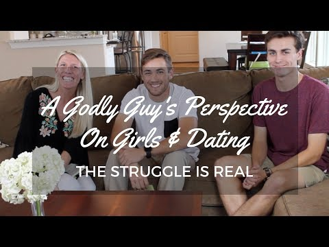 A Godly Guy's Perspective On Girls And Dating
