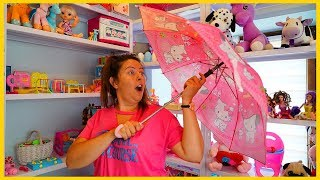 Özlem Sİhİr Yapti Oyuncak Odasini Topladi L Picking Up Toy Room With Magic