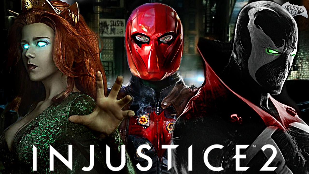Harley Quinn Power Girl Wallpaper Hd Injustice 2 9 Dlc Character Predictions Youtube