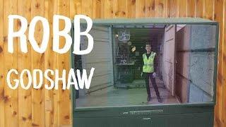 E-waste into Art with Robb Godshaw