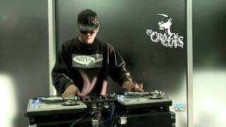 DJ Crazy Cuts - DMC Online DJ Championships - Round 1