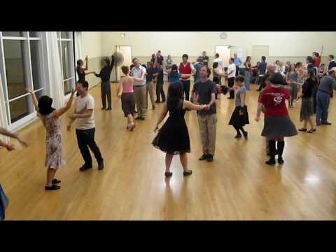 Bohemian National Polka, at Friday Night Waltz, Palo Alto, CA, Sept 2009