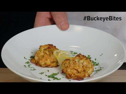 How to make baked crab cakes
