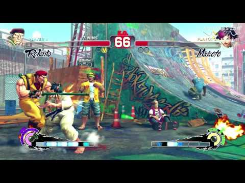 Ultra Street Fighter IV Análisis Sensession HD