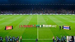 PES 2020 | Vietnam vs Thailand | fifa world cup 2022 qualifiers | Full Match | All Goals HD