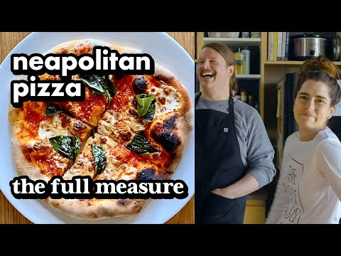 Is Neapolitan Pizza Possible At Home? - The Full Measure