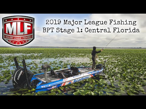 World's First Major League Fishing Pro Tour Event Florida 2019