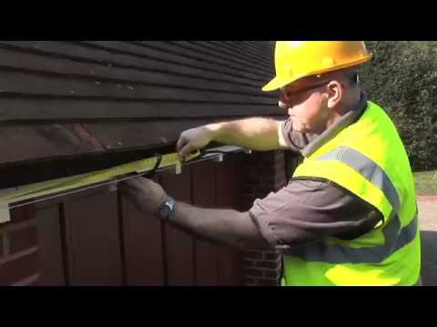 Guttering And Downpipes Installation Guide