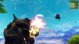Fortnite- You killed my partner, prepare to die.
