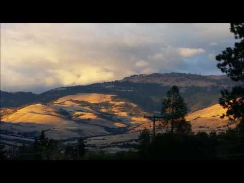 Mr Ed Draws Inspiration - Siskiyou Mountains - Time-lapse Clouds