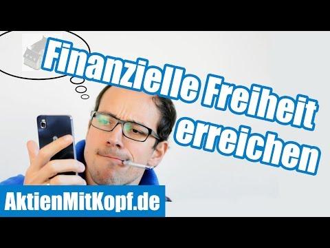 Finanzielle Freiheit erreichen - Denke wie ein Investor