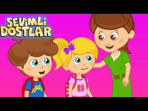 Daha Dün Annemizin ve Sevimli Dostlar ile 75Dk Çocuk Şarkıları | Kids Songs and Nursery Rhymes