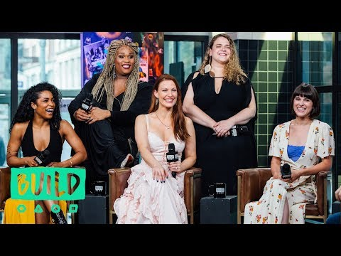 "Taylor Iman Jones, Bonnie Milligan, Peppermint, Alexandra Socha & Rachel York Chat ""Head Over Heels"""