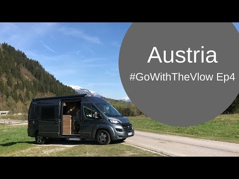 Austria In A Camper Van - Go With The Vlow Episode 4