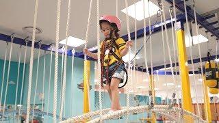 키즈 올림픽에 도전해봐요!! 서은이의 키즈올림픽 놀이터 키즈카페 자전거 전동 자동차 Kids Olimpic Indoor Playground