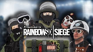 ZERO DORK THIRTY - Rainbow Six Siege Gameplay