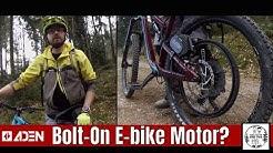 Aden Sports e-bike motor // Two Guys One Van