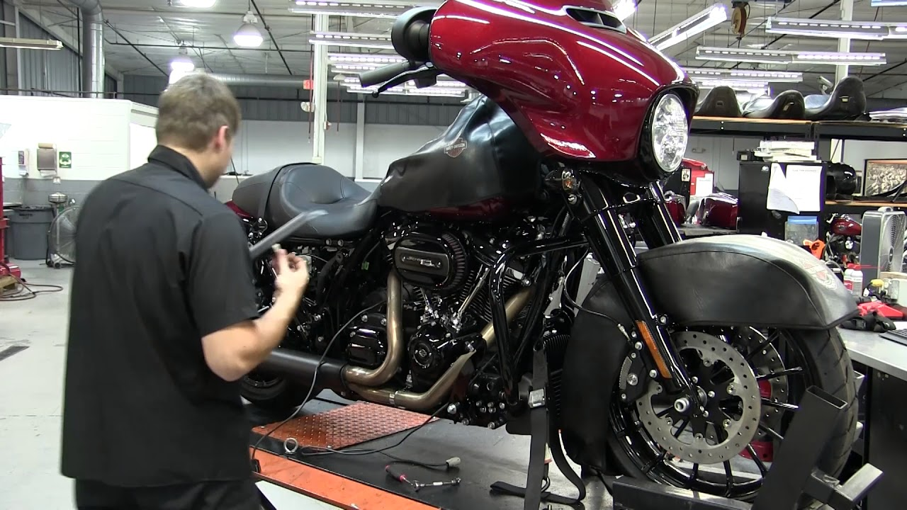 Rock My Harley - 2018 Street Glide and add-on Pro Tuner