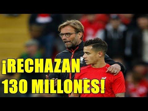 ¡YERRY MINA FICHADO! | RECHAZAN 130 MILLONES DEL BARÇA POR COUTINHO... ¡INDIGNANTE!