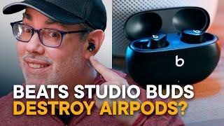 Beats Studio Buds — Better Than AirPods?