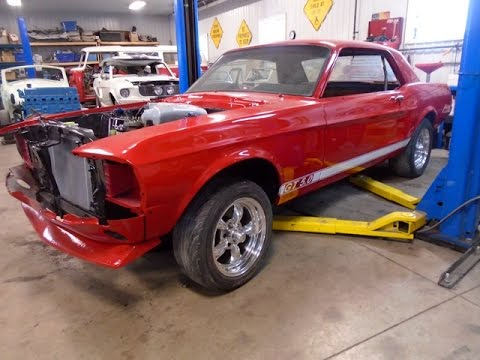1968 Classic Mustang Resto Mod , by lastchanceautorestore ...1968 Mustang Coupe Build