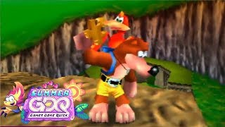 Banjo-Kazooie race by Hagginater and duck in 2:04:04 SGDQ2019